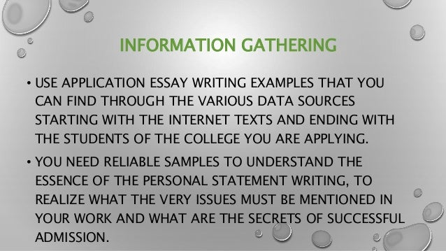 information gathering essay The explosive growing and popularity of the internet have resulted in 1000s of structured question able information beginnings most organisations are familiar with.