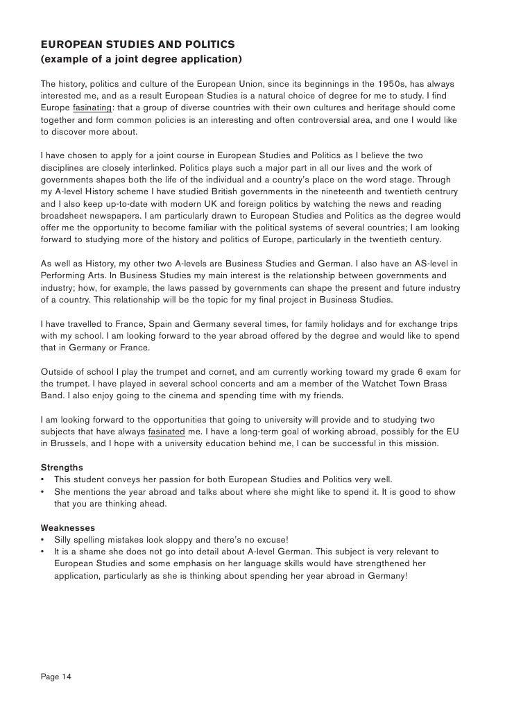 example pgce mfl personal statement