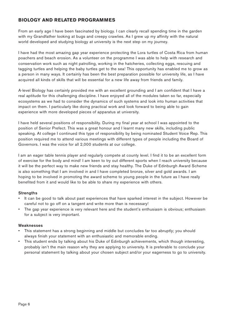 biology personal statement advice Who can write your zoology personal statement click here to learn on how to write an amazing professional personal statement.
