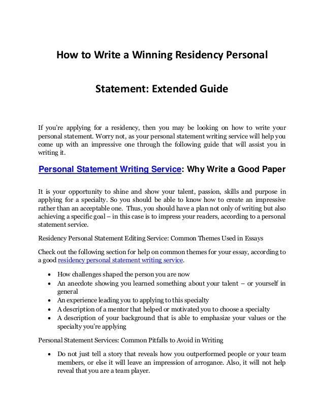 Dissertation Writing Nyc Residency