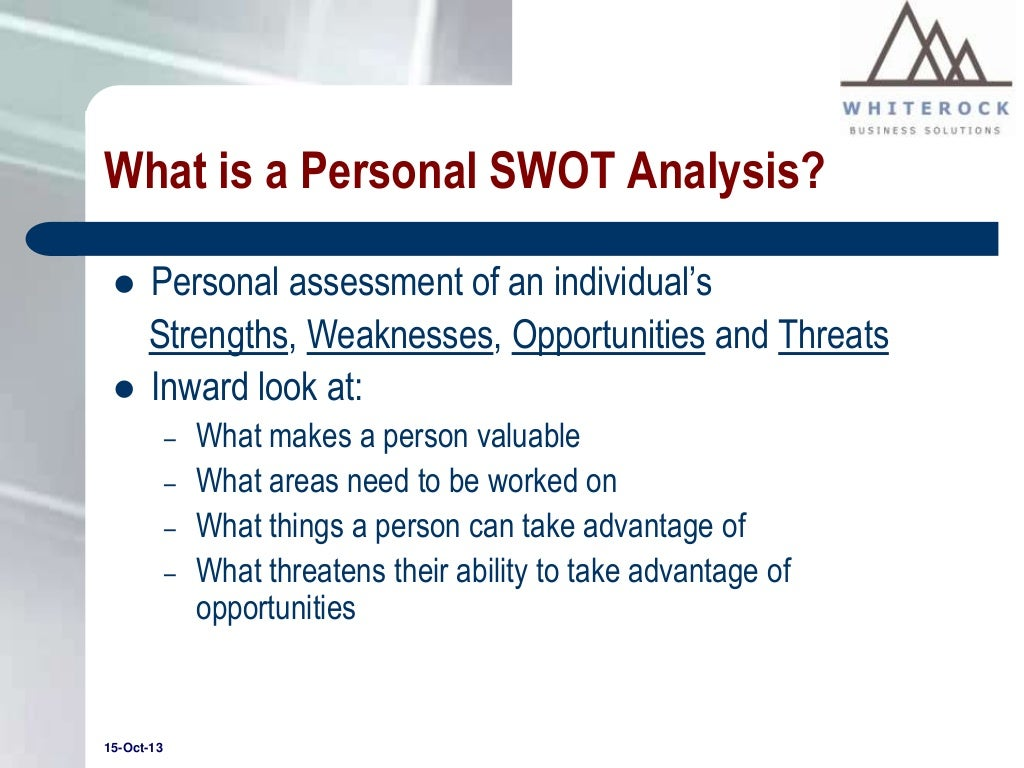 analysis persona Conducting a personal swot analysis is a fun way of getting to know yourself and analyzing your situation all in itself but what counts much more is building a life strategy and a decision-making system based on the conducted swot analysis.