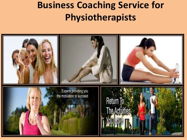 Business Coaching Service for Physiotherapists