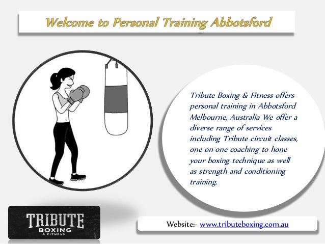 Personal training abbotsford