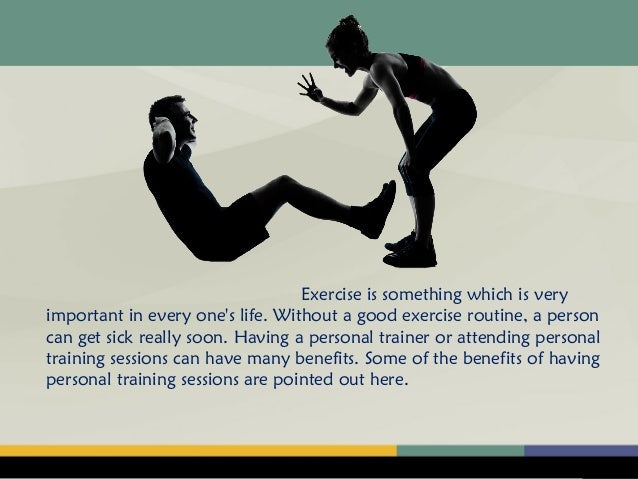 the benefits of being a personal trainer One of the main benefits of being a personal trainer is that every day you help  your clients achieve their goals and become fitter, healthier and.