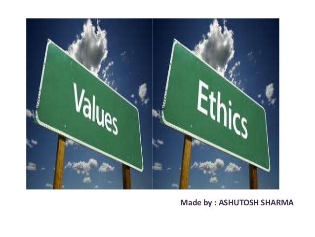 "personal values and organizational ethics essay ""moral leadership has always been there, but recently, after the corporate  the  organizational code, the professional code of ethics, and personal values."