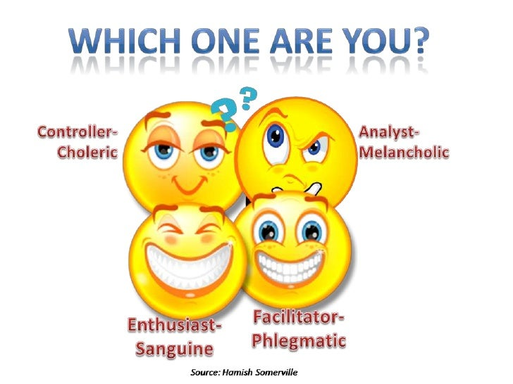Types of Personality-Weaknesses & Strengths