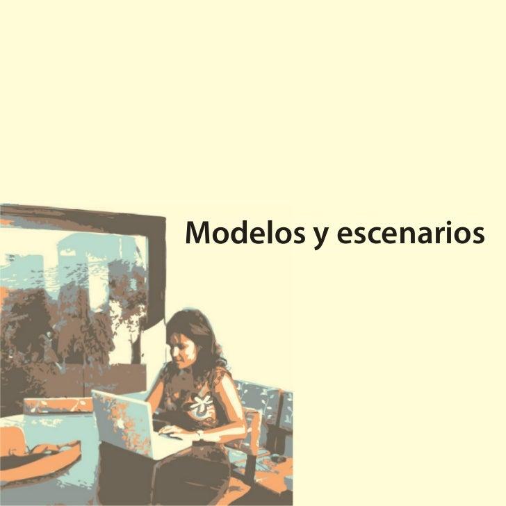 Modelos y escenarios