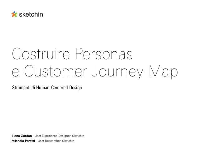 Costruire Personas 