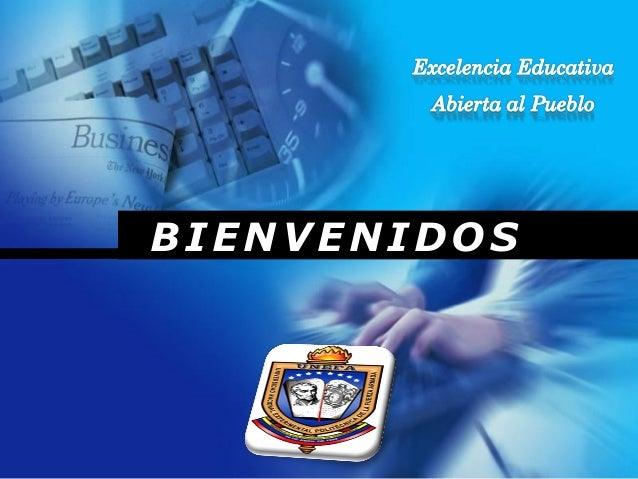 BIENVENIDOS  Company  LOGO