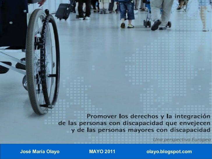 Personas mayores discapacidad integraci n dependencia asistencia - Compartir piso con personas mayores ...