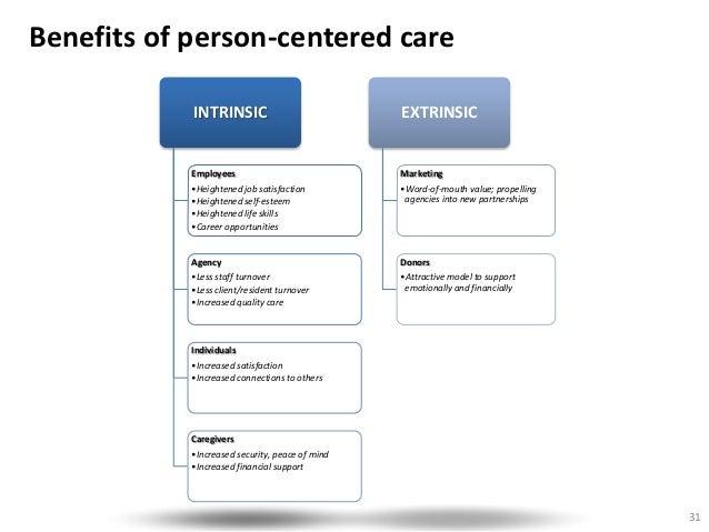 person centered care web
