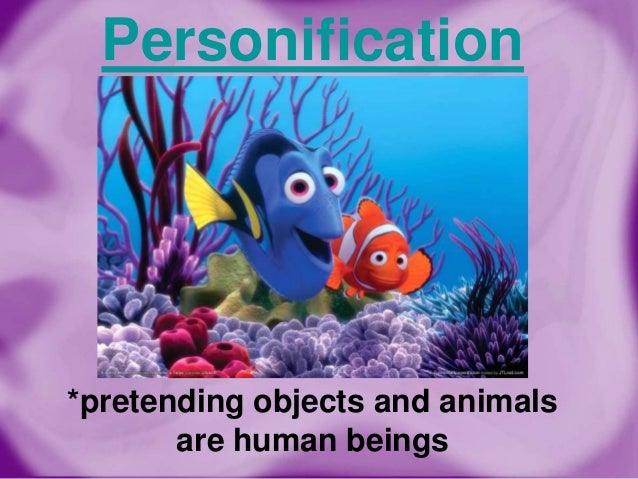 Personification for Second Graders