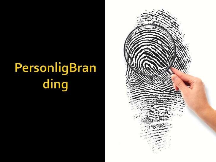 PersonligBranding<br />