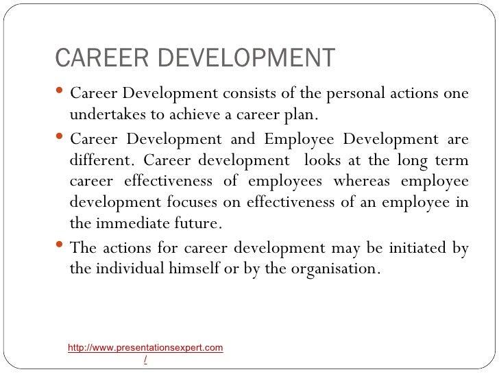 ... 75. CAREER DEVELOPMENT ...  Personality Development Plan