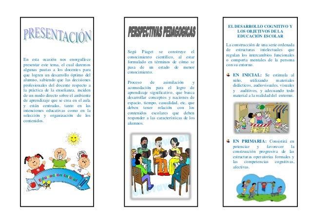 En esta ocasión nos enorgullece presentar este tema, el cual daremos algunas pautas a los docentes para que logren un desa...