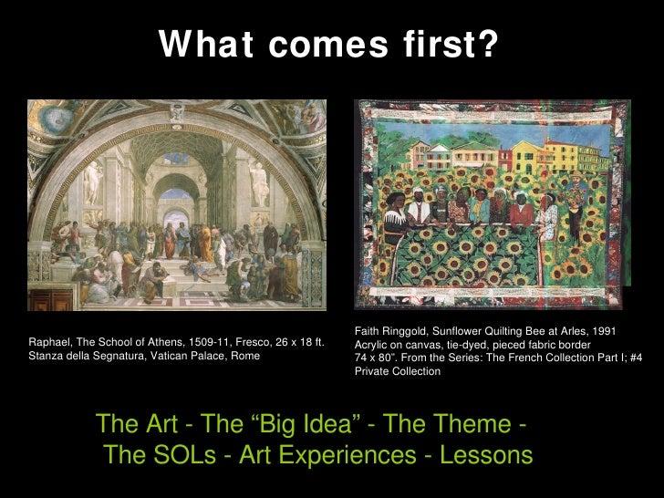 Big Ideas Slide 2