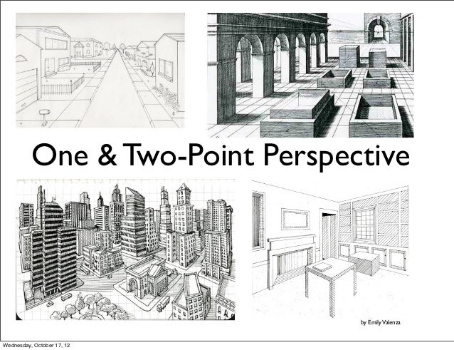 two point perspective
