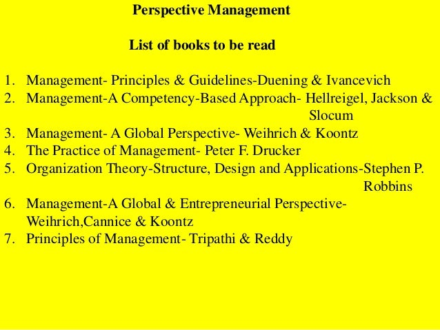 management a global and entrepreneurial perspective pdf