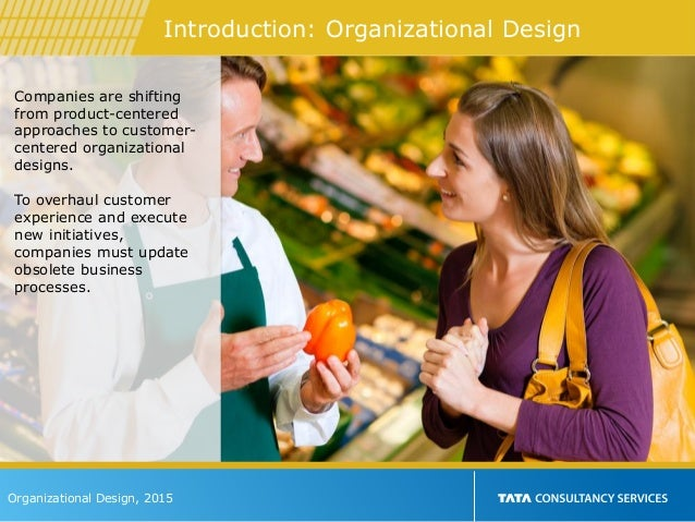 Companies are shifting from product-centered approaches to customer- centered organizational designs. To overhaul customer...