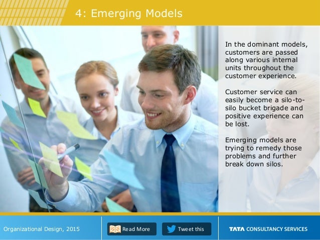 In the dominant models, customers are passed along various internal units throughout the customer experience. Customer ser...