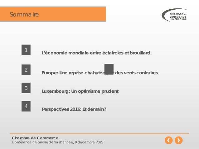 Perspectives 2016 de la chambre de commerce for Chambre de commerce var