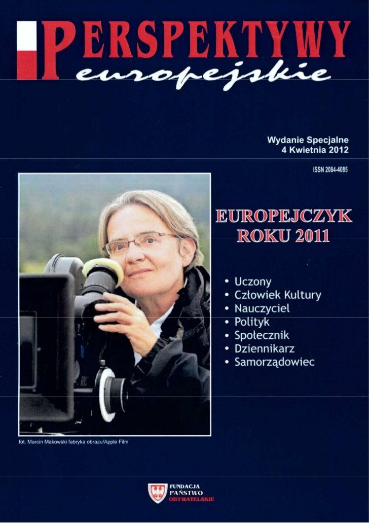 Perspektywy europejskie