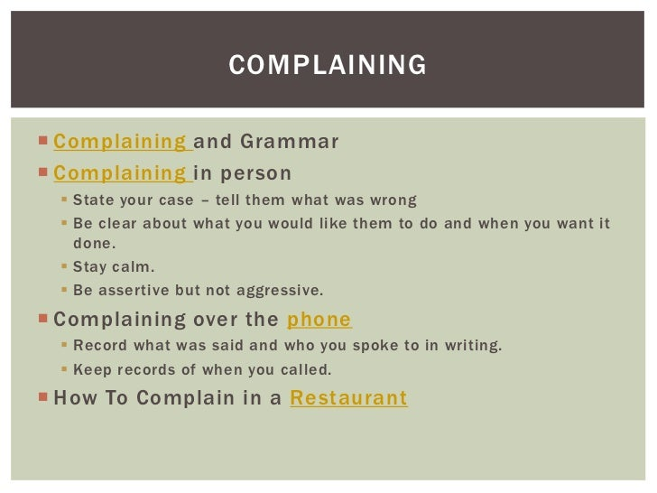 Image Result For Complain Definition Of Complain By Merriam Webster