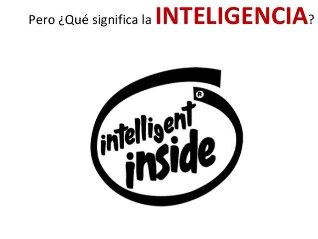 """Persuadir inteligencia"""