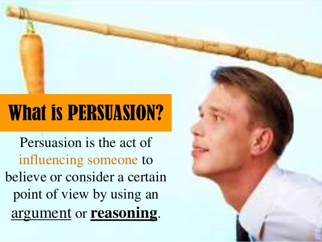 persuasion in advertising If you are going to create compelling and persuasive advertising, you are going to have to study some of the best persuasive advertising examples.