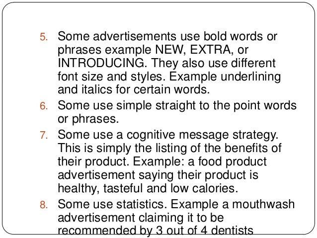 persuasive phrases examples