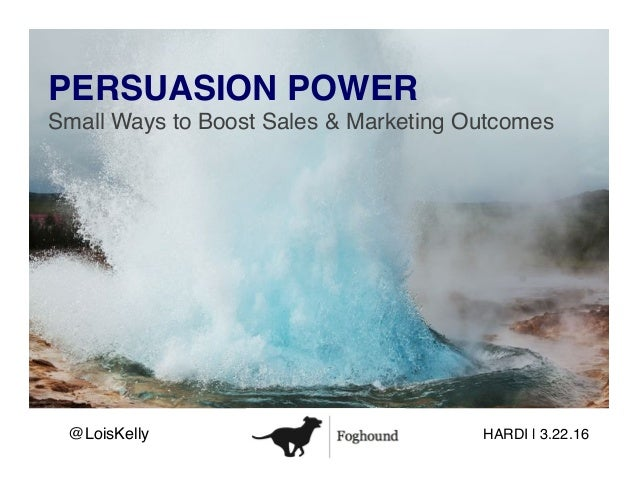 PERSUASION POWER