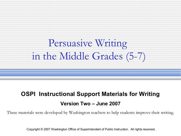 ospi writing Ospi will offer a new opportunity to both increase student's college readiness in english language arts (ela) and to be part of the conversation shaping the issue nationwide.