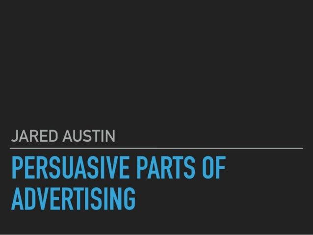 Persuasive -1