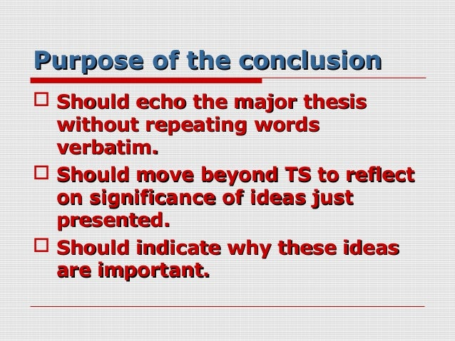 essay conclusions powerpoint Find this pin and more on teaching writing by lovelearningtpt examples of argumentative essays conclusions dec 2017 how to end an essay in the wrong.