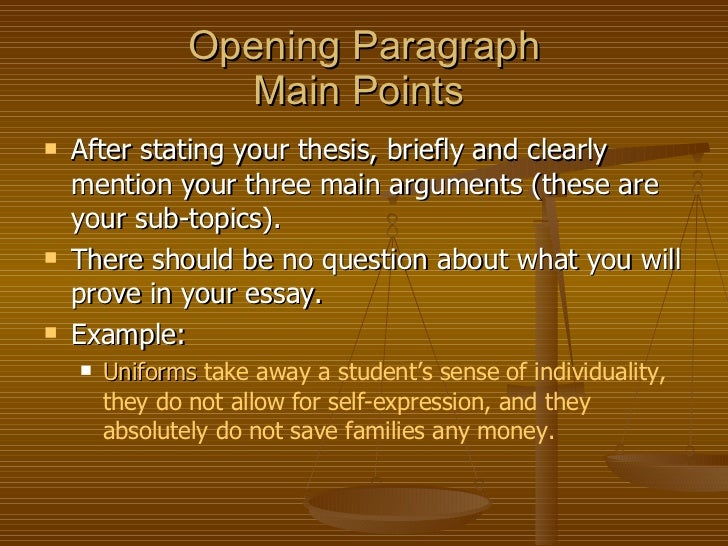 persuasive essay th grade  11