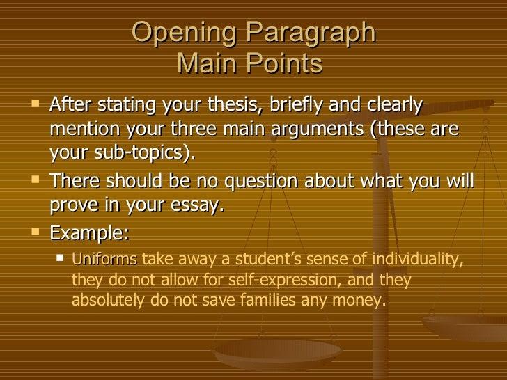 Custom Writing at $10 | argumentative essay examples 8th grade