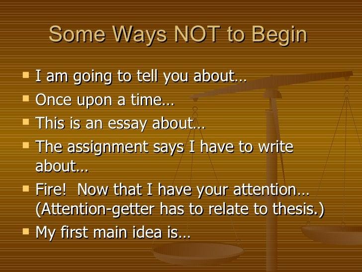 How to write a college application essay 9th grade