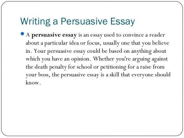 Persuasive essay on student loans