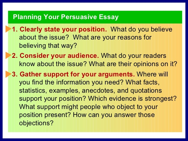 persuasive essay about summer school