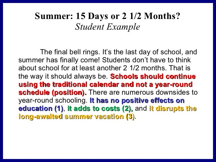 how i spent my summer holiday essay Free essays on how i spent my holiday essays get help with your writing 1 through 30.