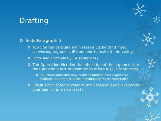 persuasive essay tutorial 11