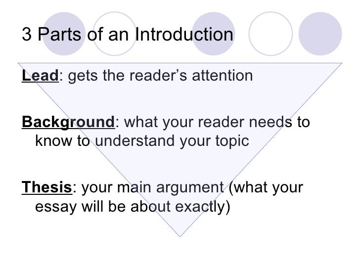The Importance of Introduction and Conclusion in an Essay