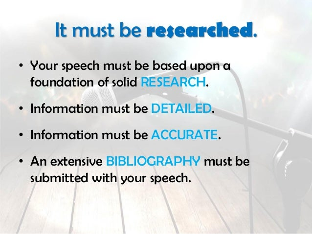 persuasive oral presentation Don't forget your persuasive techniques i usually use repetition  oral  presentations | must dos and don'ts | speech delivery | lisa tran info.