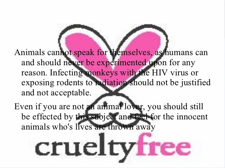 persuasive speech on animal testing Good morning, ladies and gentlemen, it is great to be here with you all on this marvellous morning i am here to convince all of you to oppose, stop and disengage from the cruel, detrimental and unnecessary animal testing.