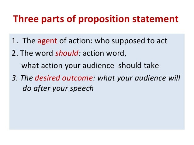 persuasive presentation sample
