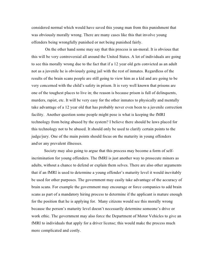 Argumentative Essay On Should Juveniles Be Tried As Adults Write  Best Should Juveniles Offenders Be Tried And Punished As Adults Ldl  Promotion Best Should Juveniles Offenders Be Tried And Punished As Adults  Ldl Promotion English Essay Ideas also Should Condoms Be Available In High School Essay  Thesis Statement In A Narrative Essay