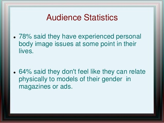 Persuasive Speech Body Image and the Media .ppt