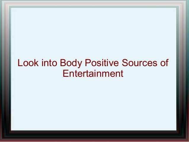 persuasive essay on body image An argument that body image is not shaped by attitudes in the media.