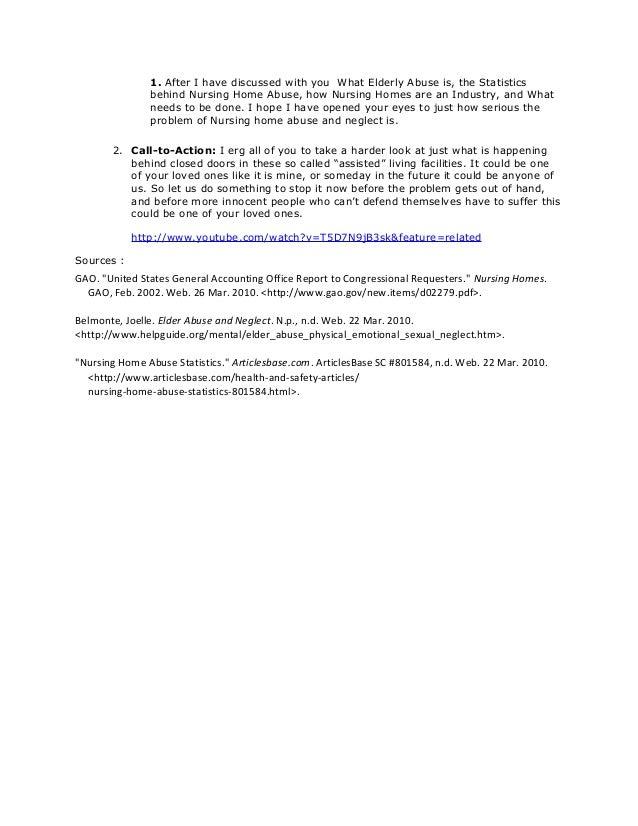 Informative speech outline worksheet