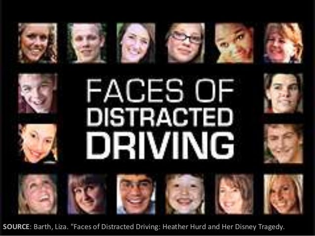"""SOURCE: Barth, Liza. """"Faces of Distracted Driving: Heather Hurd and Her Disney Tragedy."""